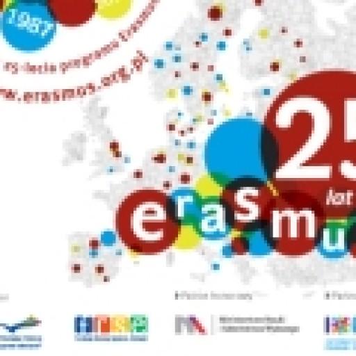 25 lat Erasmusa