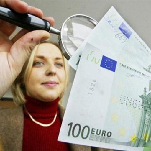 Fałszywe euro