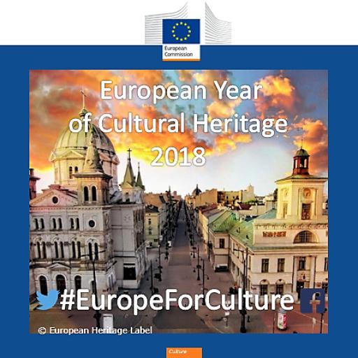 Europejski Rok Dziedzictwa Kulturowego 2018!