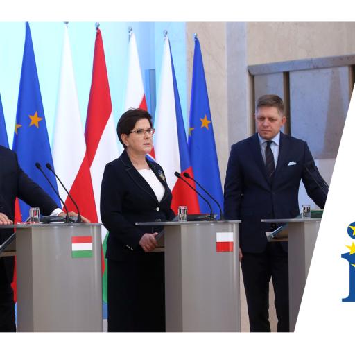 """Debata """"Grupa Wyszehradzka a Unia Europejska"""""""
