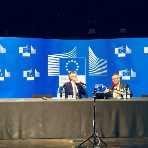 """""""Przyszłość UE"""" z Markiem Prawdą"""