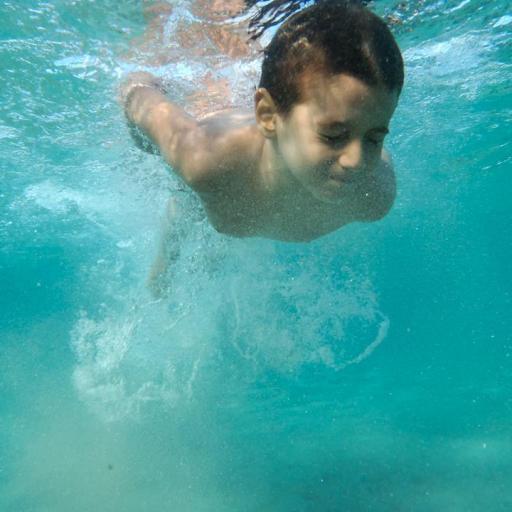 Czyste kąpieliska na wakacje