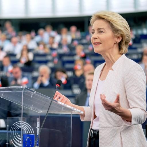 Pierwsza kobieta na czele Komisji Europejskiej