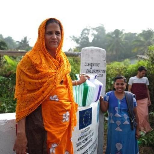 Pomoc dla Azji w okresie monsunowym