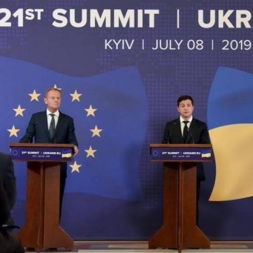 Potwierdzenie współpracy na szczycie w Kijowie