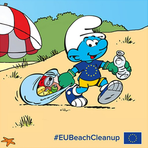 #EUBeachCleanUp