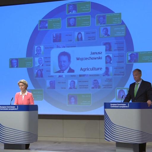 Komisja Ursuli von der Leyen: Unia, która mierzy wyżej
