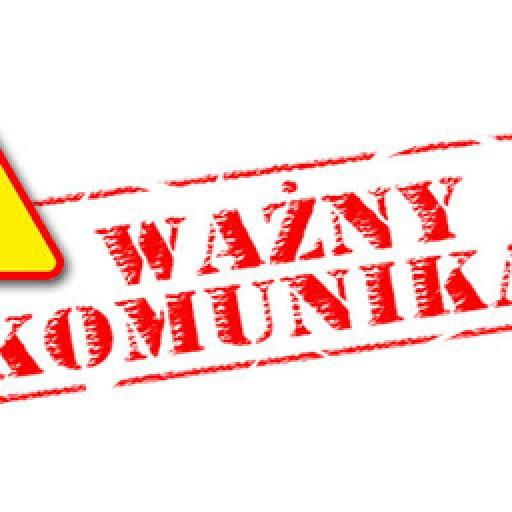 Komunikat dot. działania Punktu ED Gdańsk