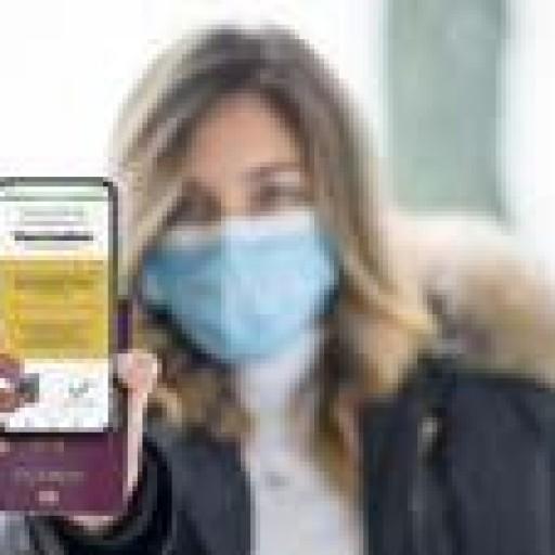 Paszport na czas pandemii